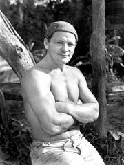 Trapper Nelson in the early 1960s.