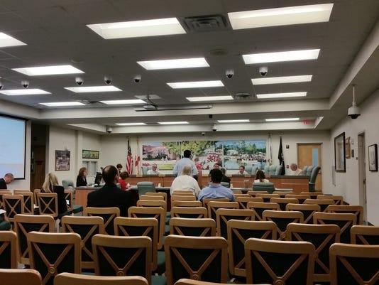 Bonita Springs Council Workshop