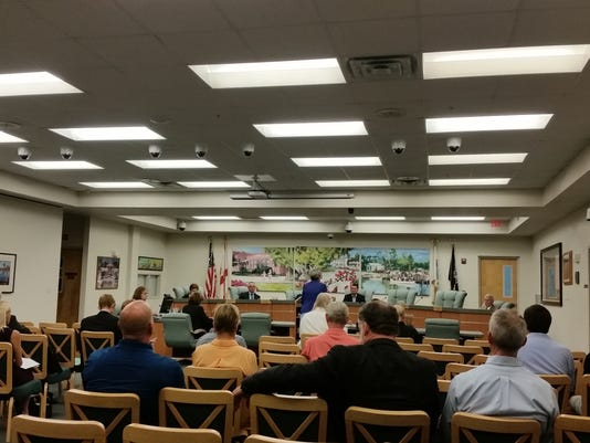 Bonita council meeting Aug 3