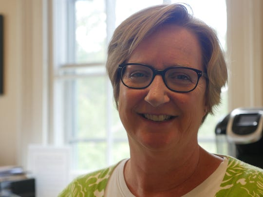 Beth Wiser is the admissions director at the University of Vermont. This year's class is the highest achieving, academically speaking, that UVM has ever had.