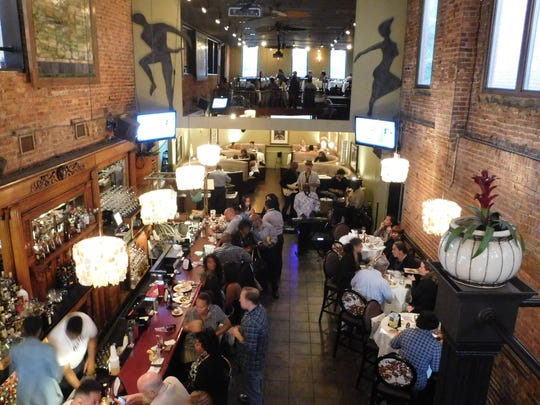 A scene at Delta's, which will be participating in New Brunswick Restaurant Week from July 14 to 28