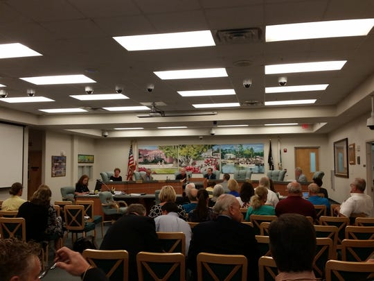 Bonita Springs City Council meets on Wednesday, Sept. 21, 2016, to discuss hotel impact fees.