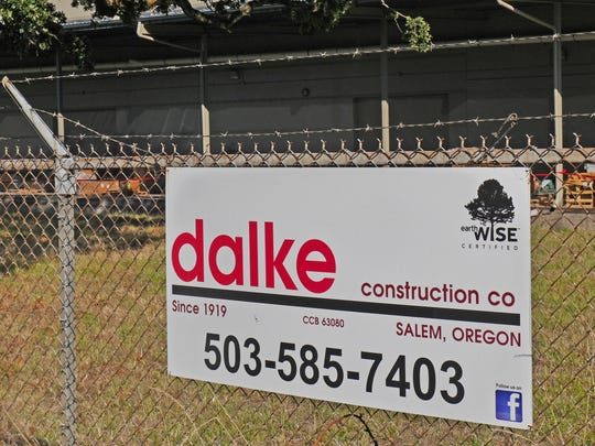 Dalke Construction remodeled the 160,000 square foot cannery on Oxford and 16th Street SE.   The building was originally built in 1940.