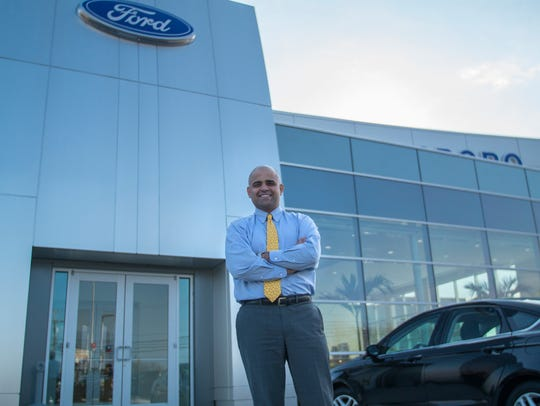 Andy Obeissy is the new owner of Ford of Murfreesboro.