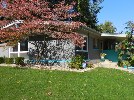 Tour a mid-century modern home Dec. 1-2 on the Carmel Holiday Home Tour.