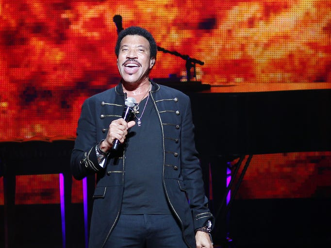 Lionel Richie performed at Riverbend Music Center Sunday, June 22.