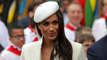 Why does the queen call Prince Harry's fiancée 'Rachel' Meghan Markle?