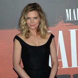 Michelle Pfeiffer explains her hiatus, 'constant fear' that she's 'a fraud'
