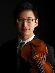 Wayne Lee will perform Tuesday at Cornell.