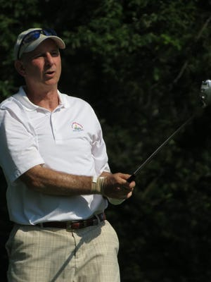 Jay Blumenfeld seeks to defend his title at the 59th New Jersey Senior Amateur Championship.