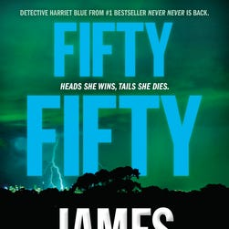 5 books not to miss this week, including James Patterson's 'Fifty Fifty'
