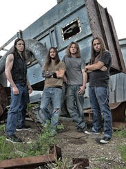 Conniption (metal/hard rock) will play at 7:40 p.m.