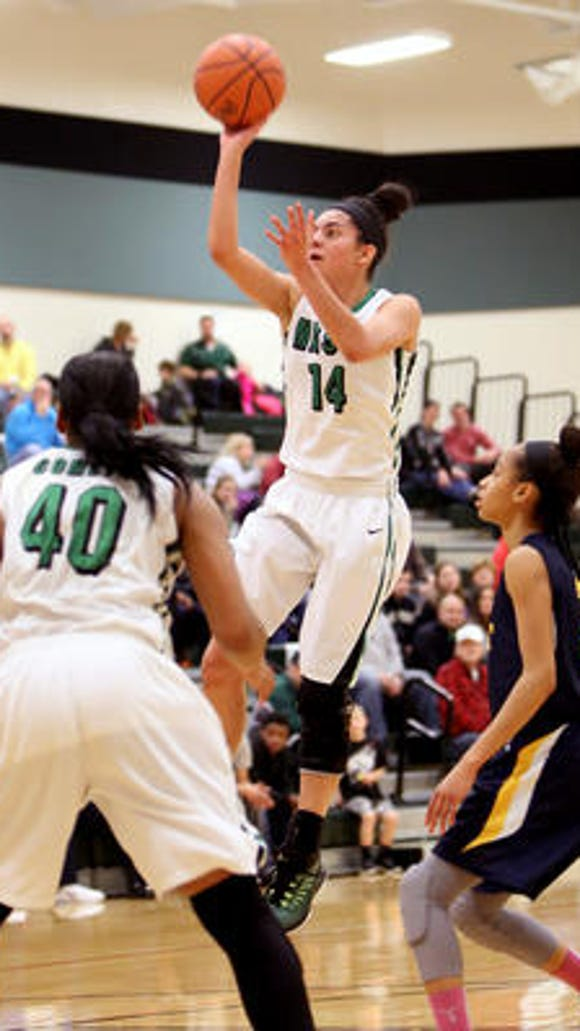 Mason junior guard Jailyn Mason will be among the standouts this weekend at the Classic in the Country in Berlin, Ohio.