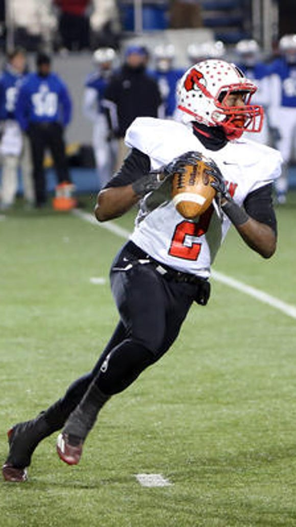 UC is the latest offer for Deshaunte Jones.