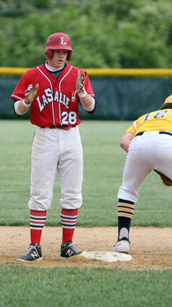 La Salle infielder Anthony Bell committed to Wabash
