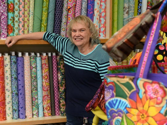 Joyce Watson of Big Sky Quilts will be at the What