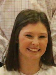Ashlynn Filliez G-P girls basketball player