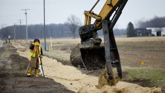 St. Clair County Road Commission workers will be doing repairs this week.