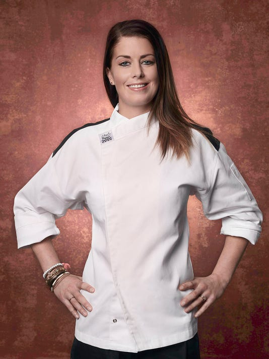 single mom chef from traverse city wins hells kitchen finale - Hells Kitchen 2017