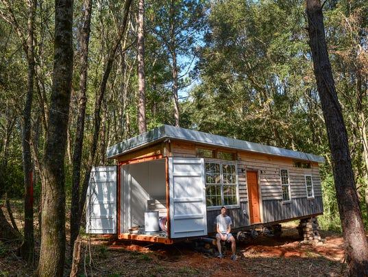 Tyler Wrenn Tiny House
