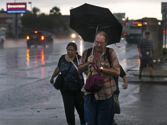 Arizona Weather, monsoon, AZWX