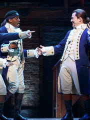"The hip-hop musical ""Hamilton"" will return to ASU Gammage in the 2020-21 season."