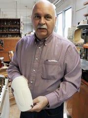 Steve Balahtsis, president of Jacks Manufacturing,