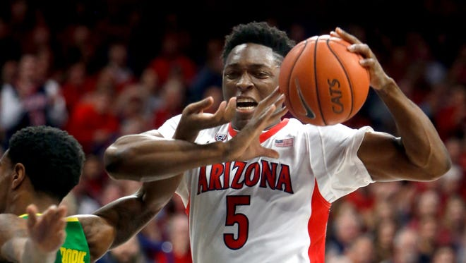 Where will former Arizona Wildcats standout Stanley Johnson go in the 2015 NBA draft?