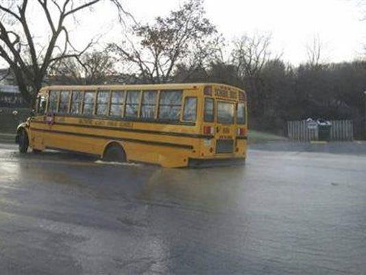 Bus.Sinkhole