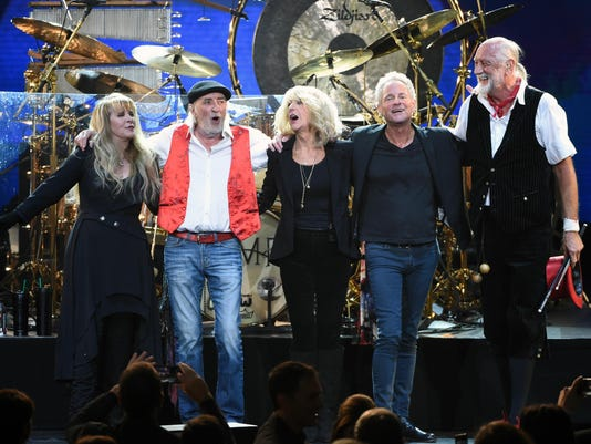 Stevie Nicks,John McVie,Christine McVie,Lindsey Buckingham,Mick Fleetwood