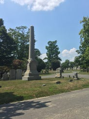 Fair View Cemetery in Middletown has proposed adding