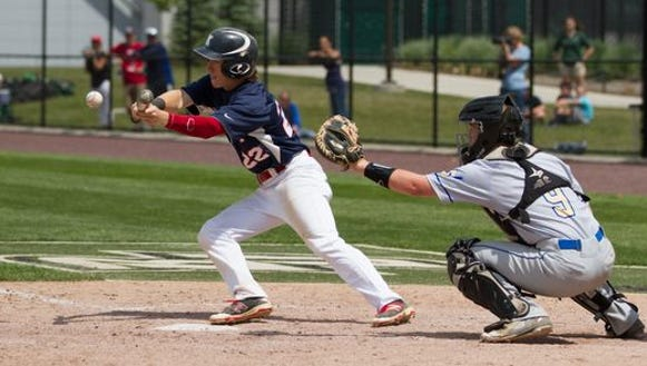 Ketcham baseball falls to Webster Schroeder in the