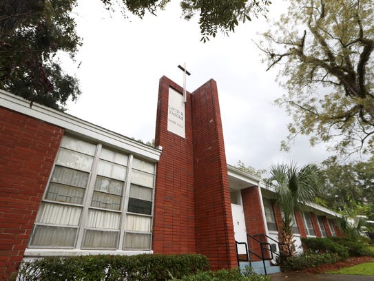 St. Michael & All Angels Episcopal Church in Tallahassee,