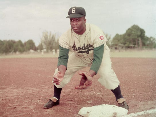Jackie Robinson was the first African American to play