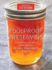 'Foolproof Preserving' by America's Test Kitchen