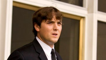 Luke Russert quits NBC News to take 'some time away'
