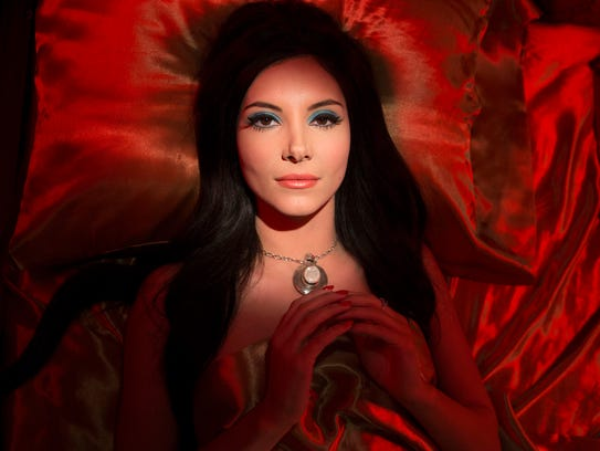 "Samantha Robinson is ""The Love Witch."""