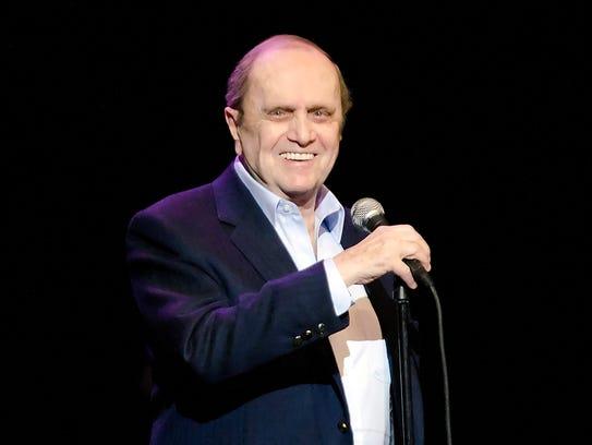Bob Newhart, who is performing at Chumash Casino Jan.