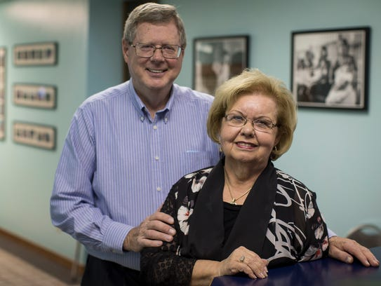Keith and Karen Jaspers used their life experiences,