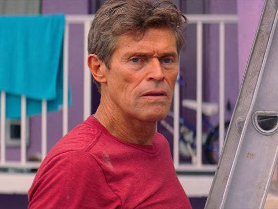 Willem Dafoe plays the only competent adult on the