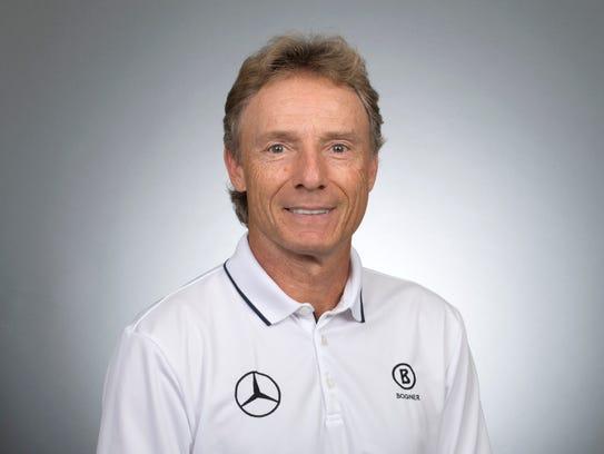Bernhard Langer current official PGA TOUR headshot.