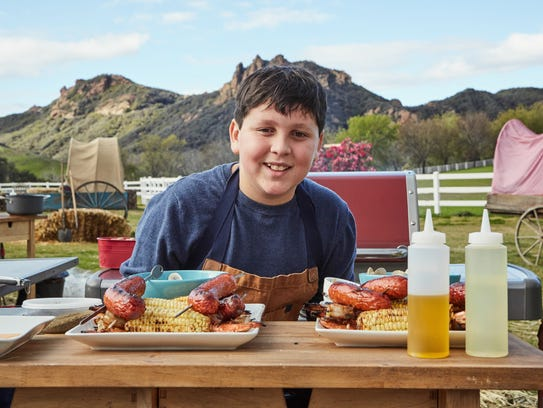 Food Network Kids Bbq Championship Season