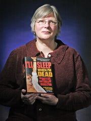 Author Crystal Zevon.  Friday April 20, 2007.