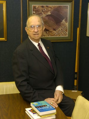 Louis P. Batson, Jr., Wednesday, March 25, 2009.
