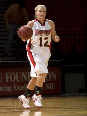 Rockford Lutheran grad Stephanie Raymond was a first-team All-Mid-American Conference pick for NIU in 2007 and second-team in 2006.