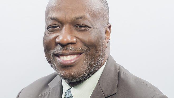 Jimmy Miller, chief of staff for FAMU President Elmira Mangum