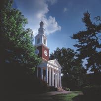 Memorial Hall on the University of Kentucky campus.