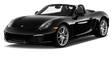 The Posche Boxster is one of the cars that Enterprise rents in select locations
