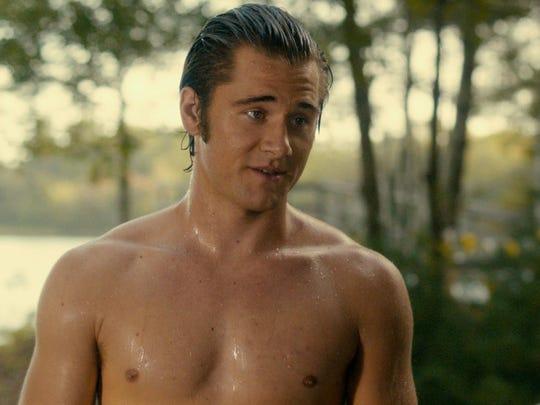 """Luke Benward stars in """"Measure of a Man."""""""