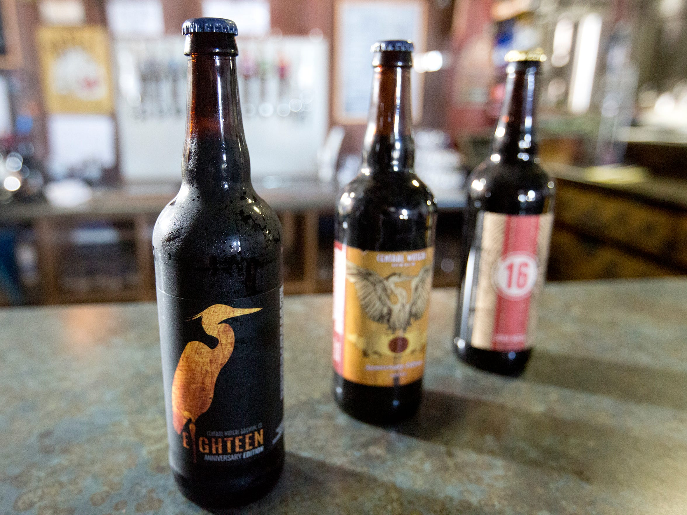 Not only do beer geeks need to be quick on draw to reserve bottles of Central Waters anniversary beer, but must also be able to get to the Amherst brewery during its release party to pick up the beer.